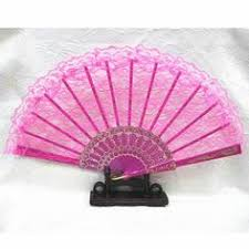 japanese fans for sale a lot of three rose pink lace japanese wedding bridal hand fan fans
