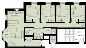 Apartment Building Floor Plans by Bucknell Breaks Ground On New Residence Halls U2014 News U002713