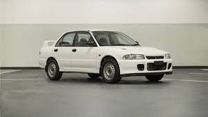 mitsubishi evolution 1 1995 mitsubishi lancer evo ii rs for sale motor1 com photos