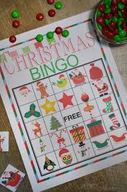 Halloween Bingo Free Printable Cards 11 free printable christmas bingo games for the family