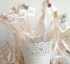 wedding wands personalised vintage wedding wands pack of 6 ebay