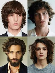 how long for hair to grow out of inverted bob the best long hairstyles for men and how to grow your hair out