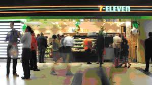 Map Of Los Angeles Airports Final Approach 7 Eleven Opens First Airport Terminal Store In Us