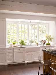 Kitchen Sink Frame by Kitchen Design Pictures Large Square White Wooden Frame Kitchen