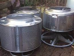 chimera fire pit washing machine drum fire pit garden patio heater chimera wood