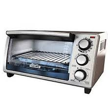 Black And Decker Stainless Toaster Oven Google Express Black U0026 Decker Stainless Toaster Oven 4 Slice