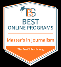 online journalism master s degree the 5 best online master s in journalism programs the best schools