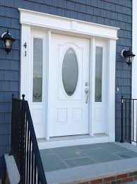 Exterior Door Pediment And Pilasters Entry Systems Intex Millwork Solutions Intex Millwork Solutions
