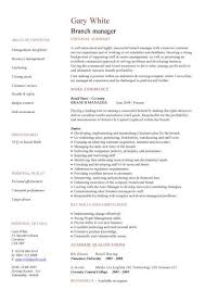Retail Area Manager Resume Management Cv Template Managers Jobs Director Project