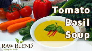 how to make soup tomato basil recipe in a vitamix 5200
