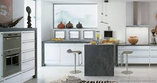 Brilliant Modern Kitchen Cabinets White Custom Black And With - Modern kitchen white cabinets