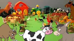 learn farm animals names and sounds english u0026 spanish español