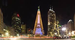 Indianapolis Circle Of Lights Indiana Prints 22 North Photography