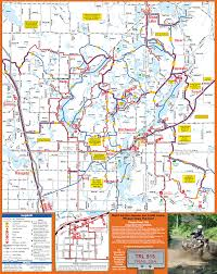 Wisconsin Snowmobile Trails Map by Washburn County Atv Map Atv Get Free Images About World Maps