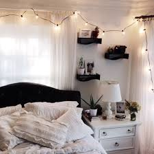 Bedroom Plants Bedroom With Wall Shelves And Some Plants Home Inspiration