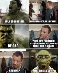 Memes De Hulk - hulk ia un snickers rage comics romania