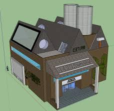 CHB Hephaestus Cabin Housing By HawkeyeHunter On DeviantArt For - Housing and interior design