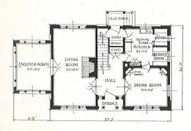 19th Century Floor Plans Architect Design Another Small House Plan