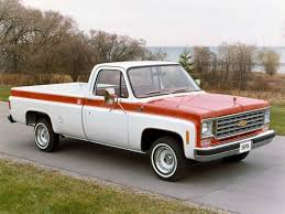 all of 73 87 chevy and gmc special edition pickup trucks part i