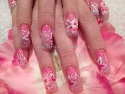 nail art how to stiletto acrylic nails tutorial glitter nail art