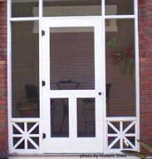 storm door with screen and glass wooden screen door wood screen door vintage screen door