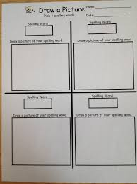 Syllable Worksheets Autism Tank Spelling Worksheets
