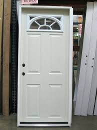 Prehung Exterior Doors Lowes Prehung Steel Entry Doors Lowes Exterior Door Interior Design