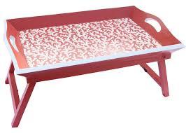 lap desk bed tray breakfast bed tray tv trays folding legs wood