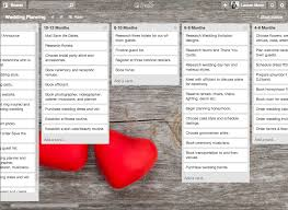 quote cards for planner say yes to less stress using trello to plan a wedding