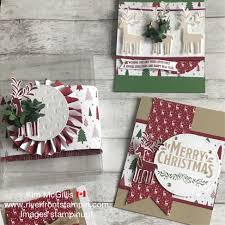 stampin up u0027s merry mistletoe stamp set is perfect to accentuate