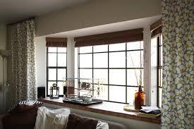 windows wide windows decorating kitchen window treatments for bay