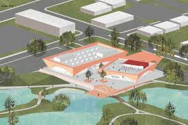 Conceptual designs unveiled for new Winter Park librarycivic center