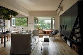 japanese modern house in suburb of taipei city taiwan by ganna