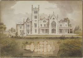 100 gothic revival home plans american foursquare wikipedia