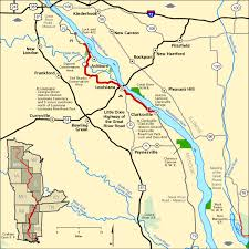 missouri caves map great river road great river road in missouri america s byways