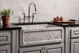 is an apron sink the same as a farmhouse sink 9 farmhouse sinks for any kitchen budget residential
