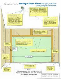 Design Your Garage Door Garage Door Framing Design Style Of Garage Door Framing Design