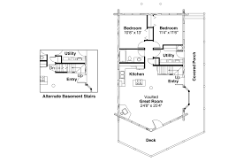 Walkout Basement Plans by 2 Bedroom A Frame House Plans Photos And Video Steel 4 Hahnow