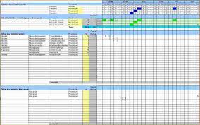 Project Payment Schedule Template by 5 Excel Project Schedule Template Ganttchart Template