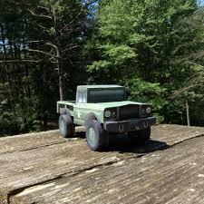 custom kaiser jeep kaiser jeep m715 papercruiser com