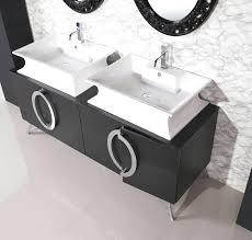 Dual Faucet Sink Double Faucet Bathroom Vessel Sink Best Bathroom Decoration