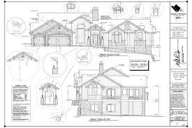 Custom Design Floor Plans Custom House Plans And Home Design Mark Stewart Home Design