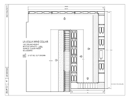 wine cellar floor plans custom wine cellars la jolla contemporary design san diego