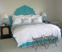 painted headboard bed beautification how to rev your headboard relate magazine