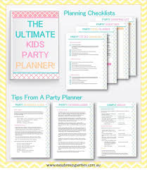 how to become a party planner best 25 party planners ideas on birthday party