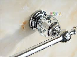 bathroom accessories brass material brief chrome finish single