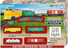fair battery operated trains from bachmann trains