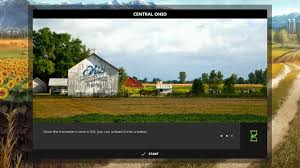 Central Ohio Map by Farming Simulator 17 Map Review Central Ohio The Best Of Fs17
