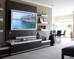 home interior design tv unit living wonderful modern entertainment wall units pics decoration