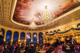 Be Our Guest Dining Rooms Feel Like A Princess At Disney U0027s Be Our Guest Restaurant Travel
